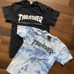 🔥2 Thrasher T-Shirts🔥
